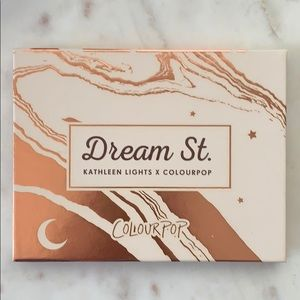 Colourpop Dream St Kathleen Lights Shadow Palette